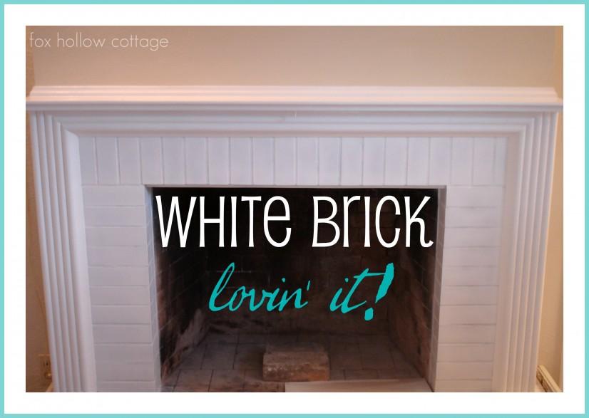 White Brick!