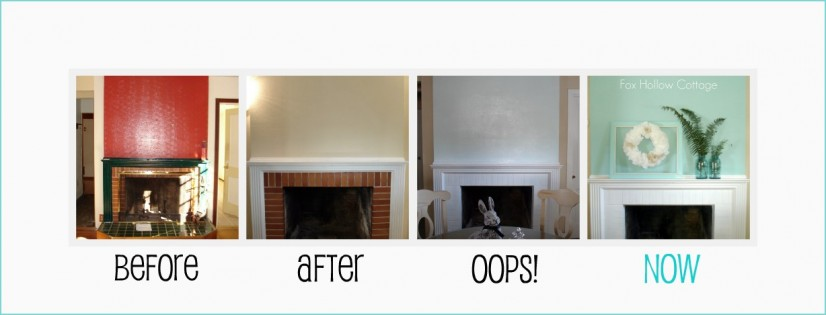 evolution of our fireplace