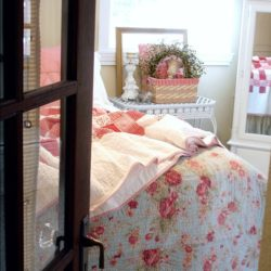 How To Bring Spring into the Bedroom