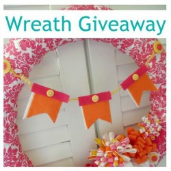 Summer Wreath Giveaway