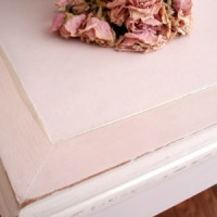 La Craie Debuntante Furniture Paint - Masion Blanche Paint Company - Table Makeover 4- foxhollowcottage