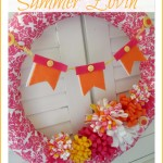 Summer Wreath Giveaway… We Have a Winner!