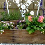 Vintage Tool Box Turns Charming Planter