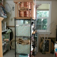 my home decor and craft storage solution foxhollowcottage