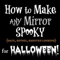 Spooky Mirror foxhollowcottage fi 300x