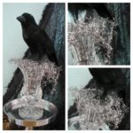 The Perfect DIY Style Halloween Crows Nest Filler