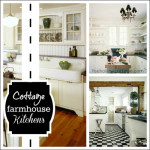 Cottage Farmhouse Kitchens – Inspiring In White