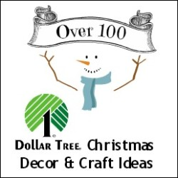 Dollar Tree Christmas Party {plus a $50 GC giveaway}