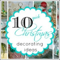 Decorating with Ornaments at Christmas Holiday Tip Idea fi 300