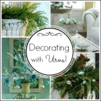 Decorating with URNS Christmas Porch Decor Ideas fi 300