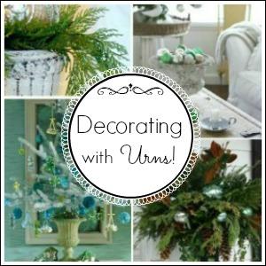 Urn Decorating Ideas