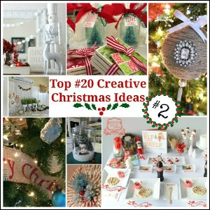 Top 20 Creative Christmas Ideas II