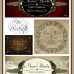 Maison Blanche Paint Co. {New Product Launch}