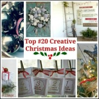 20 Christmas Decorating Ideas