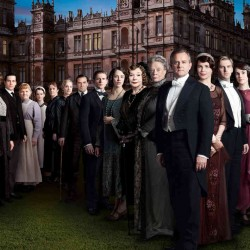 I'm enchanted… with Downton Abbey