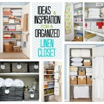 Project Linen Closet – Clean and Organize