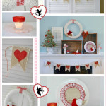 Valentine's at Fox Hollow {cheapity-cheap diy style}