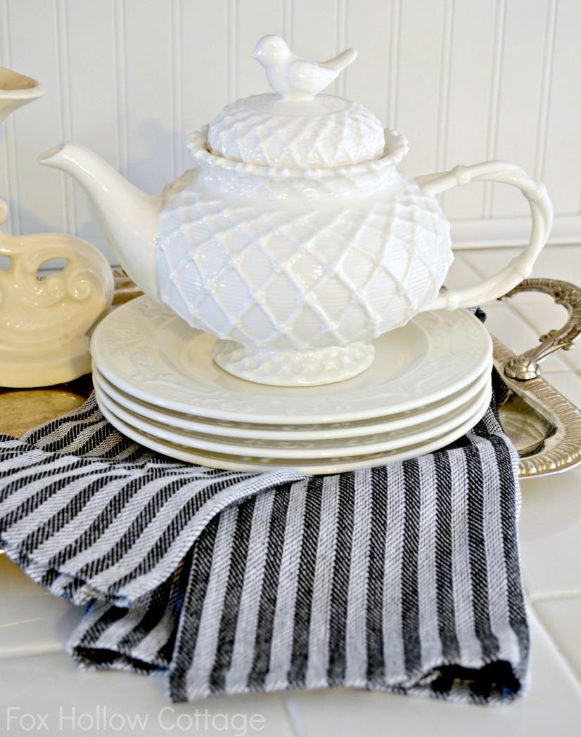 HomeGoods Bird Tea Pot