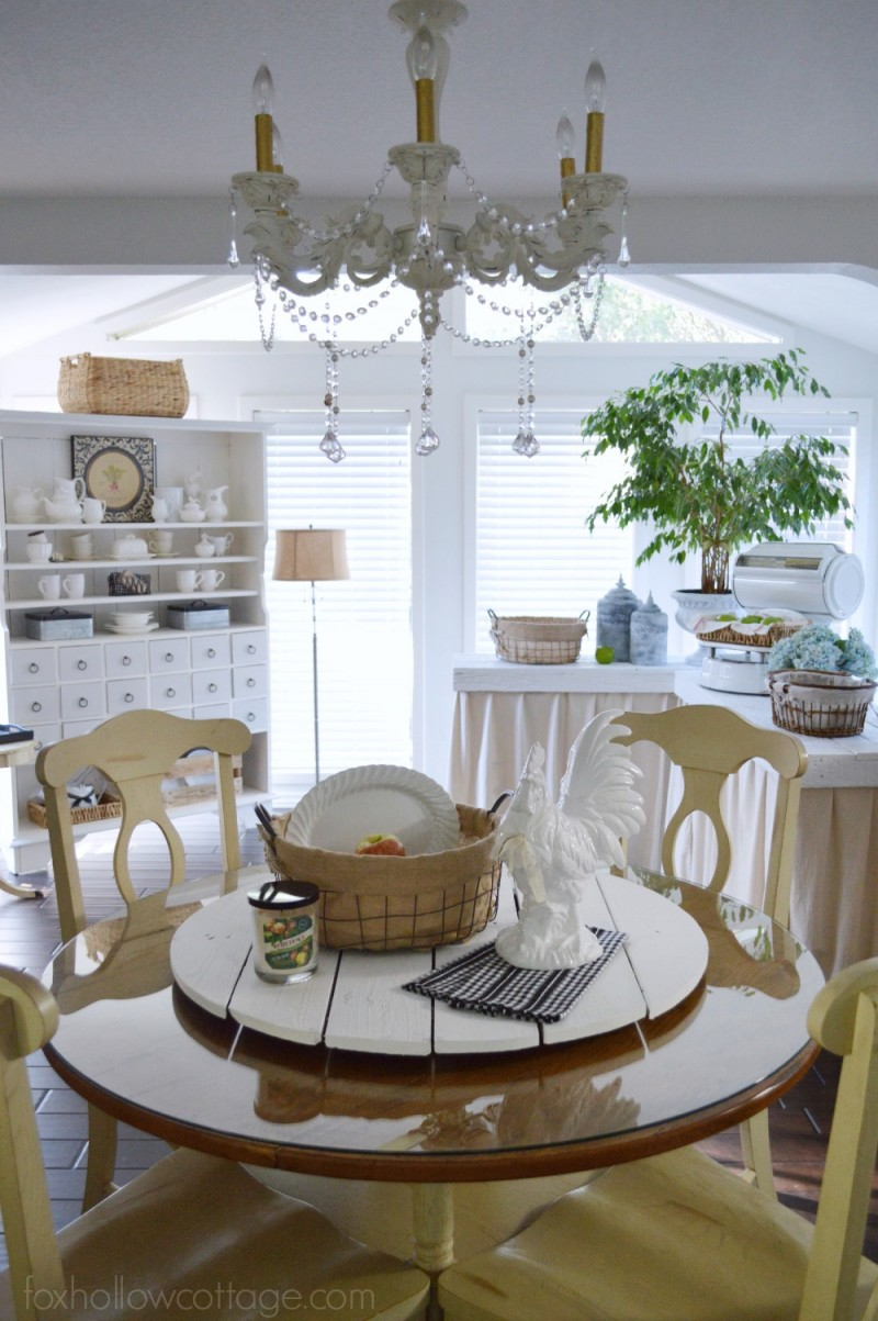 Kitchen Sun Room - foxhollowcottage