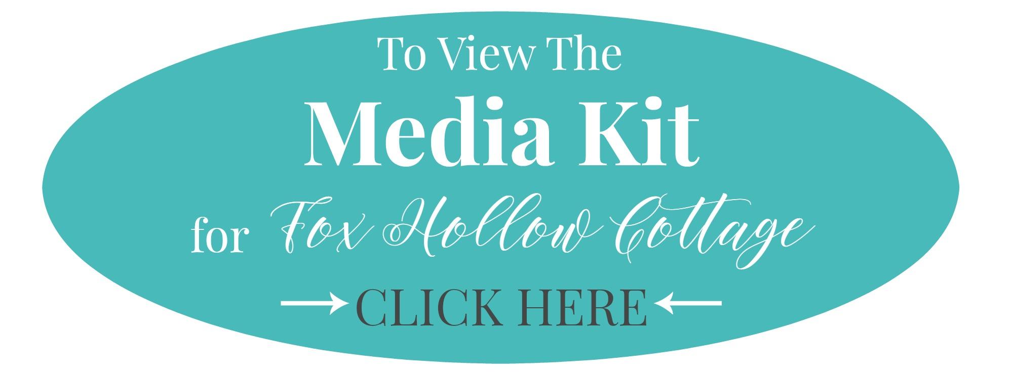 Fox Hollow Cottage Media Kit