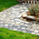 How To Install a DIY Paver Path