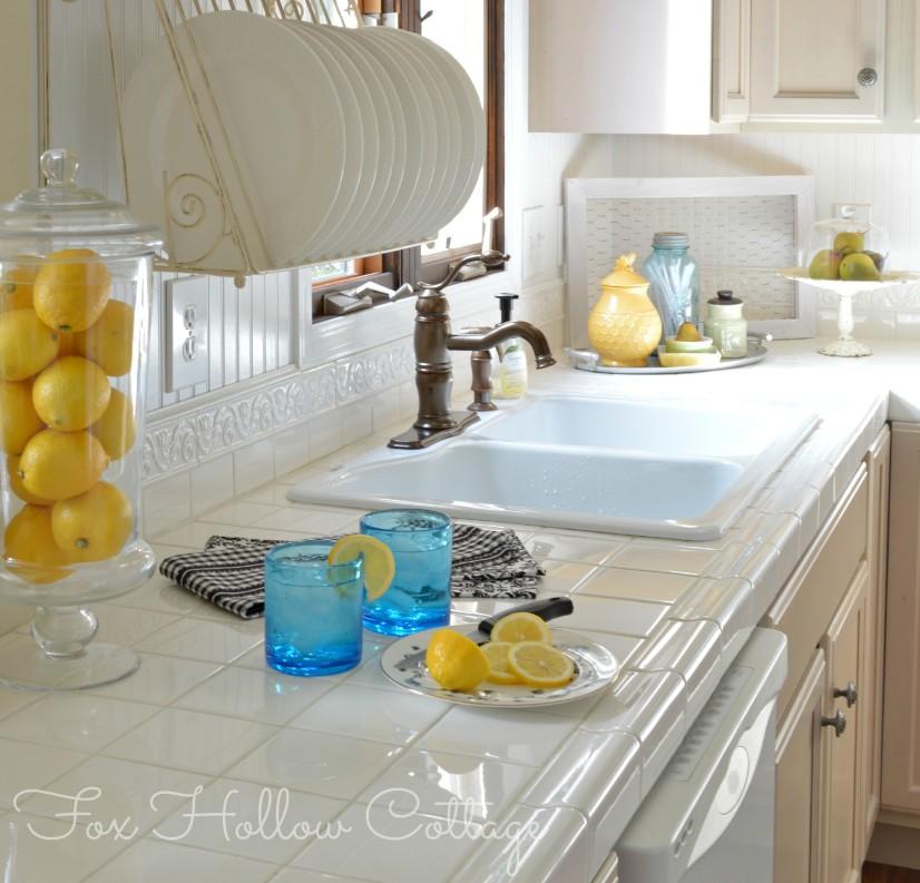 Kitchen Refresher Makeover Fox Hollow Cottage 3 4-2013