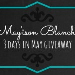 3 Days in May: a Maison Blanche Paint Giveaway