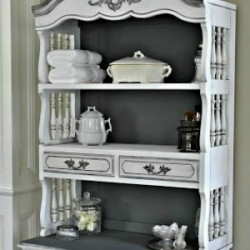 French Furniture Makeover with Maison Blanche