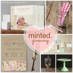 A Minted Giveaway {pretty-perfect-paper}