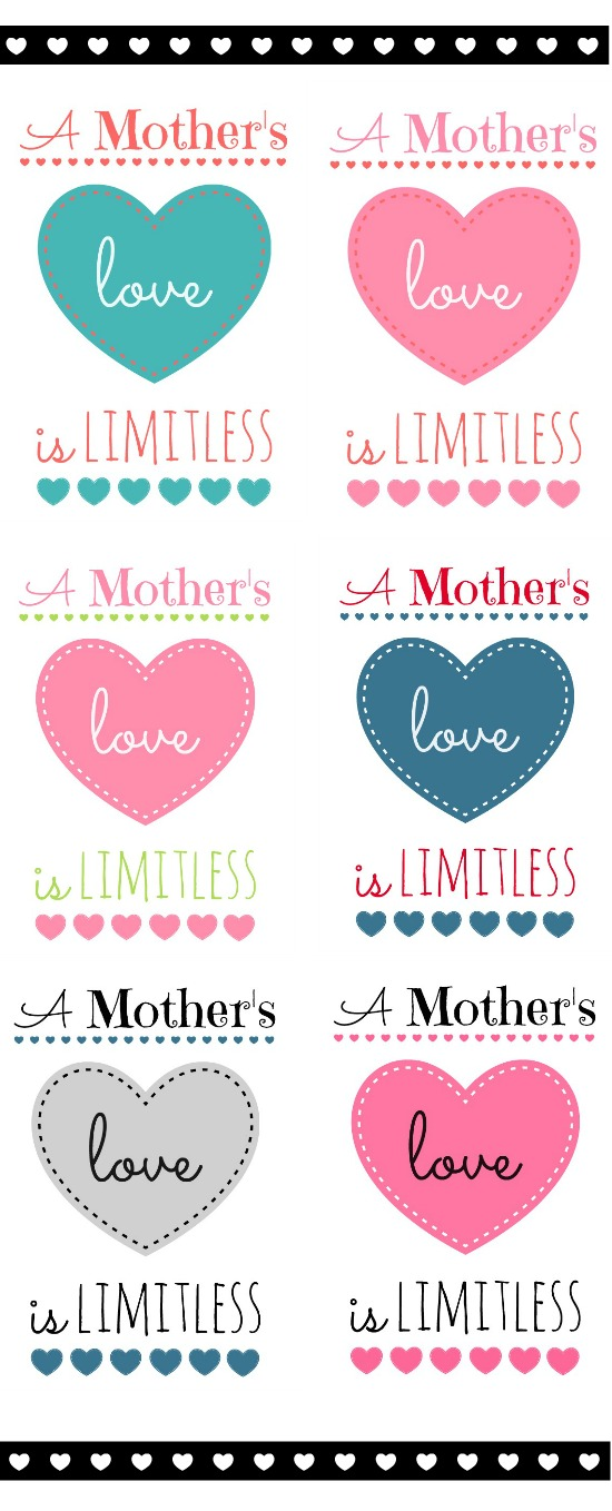 mother 39 s day chalkboard printables a gift idea fox hollow cottage. Black Bedroom Furniture Sets. Home Design Ideas