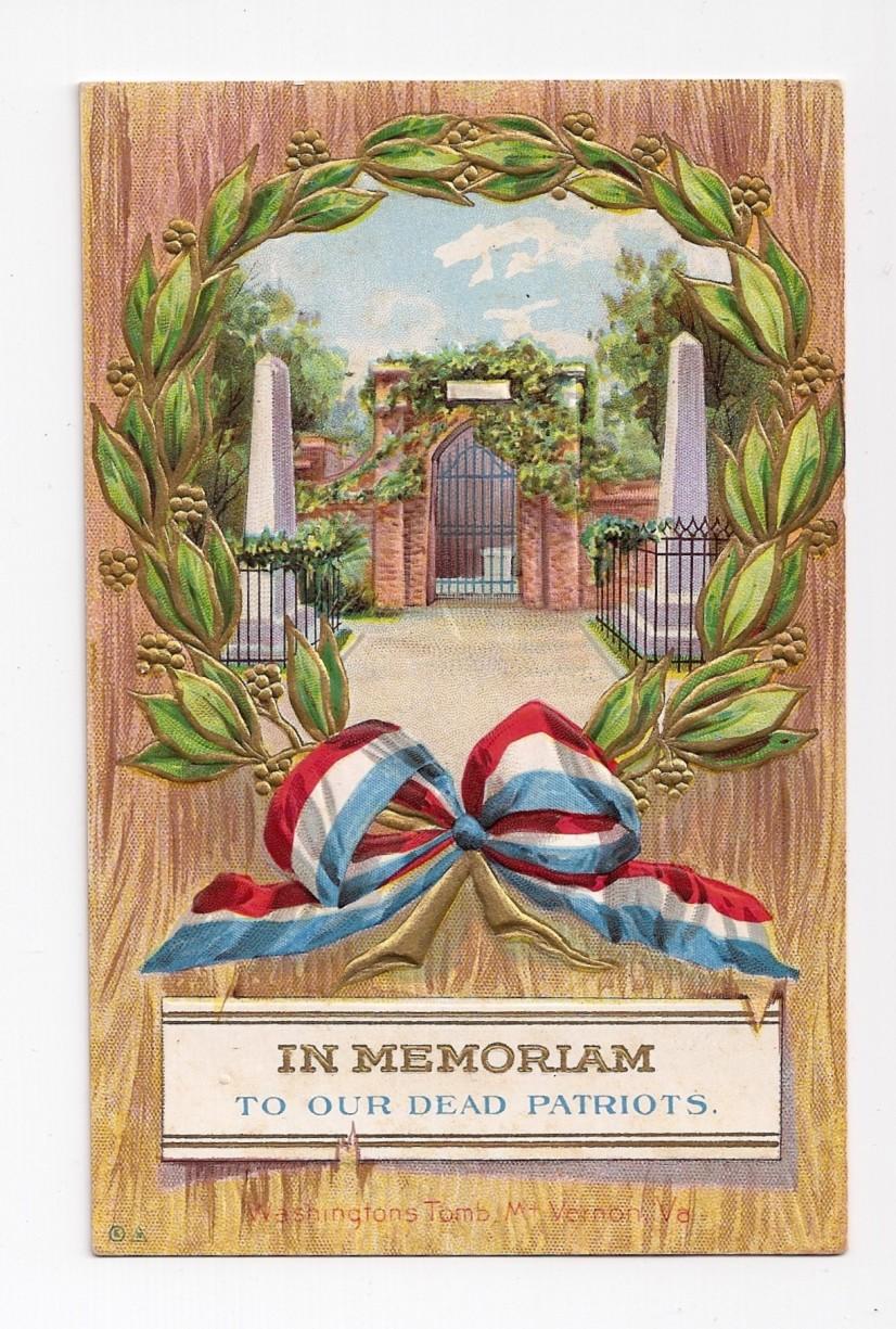 memorial day heros dead patriots