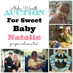 Aloha Wreath Auction – Help For Baby Natalie
