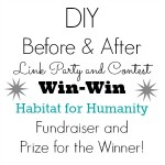 DIY Before & After Contest Benefiting Habitat For Humanity