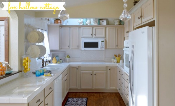 Renovated Kitchen Fox Hollow Cottage
