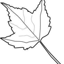 maple-leaf-outline-burlap-craft-printable-free-template