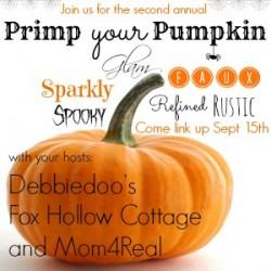 PRIMP YOUR PUMPKIN 2 all about the pumpkin