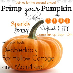 Primp Your Pumpkin Everything Pumpkin Ideas