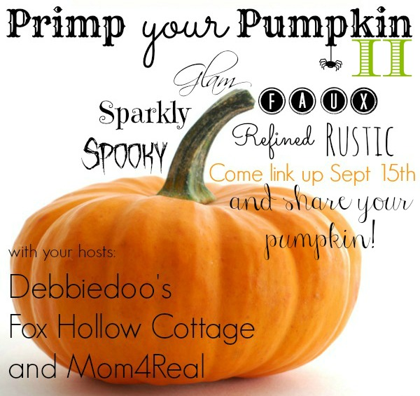 Primp Your Pumpkin - Pumpkin Recipes, Crafts and Ideas