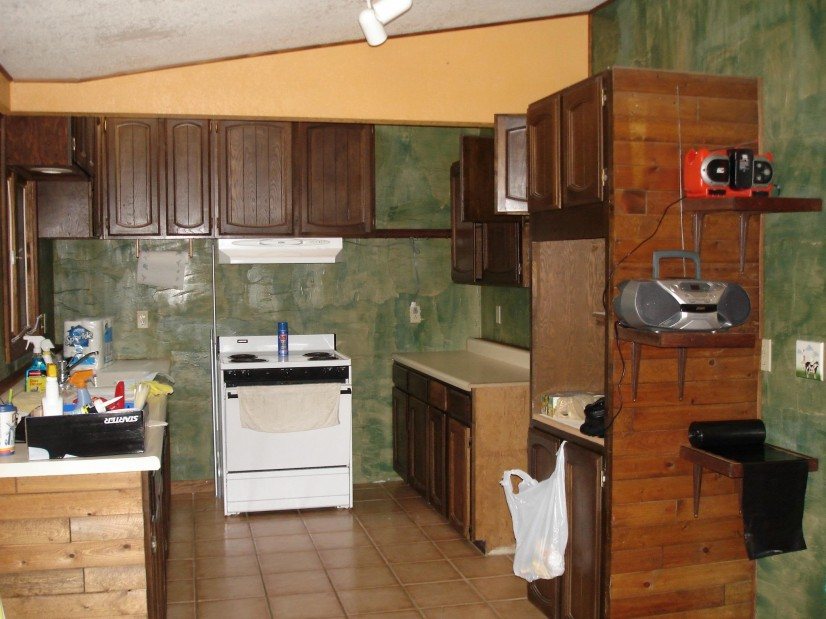 Before Ugly KItchen