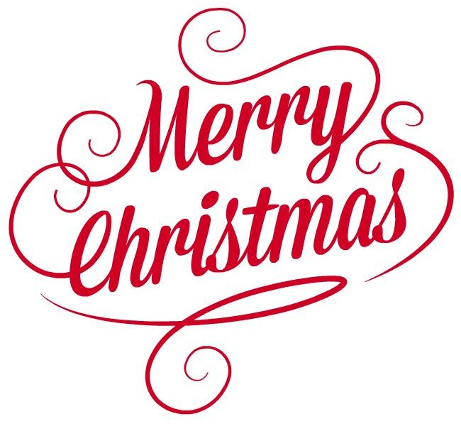 A Merry Christmas Mantel