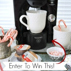 TASSIMO™ Makes Holiday Entertaining Easy!