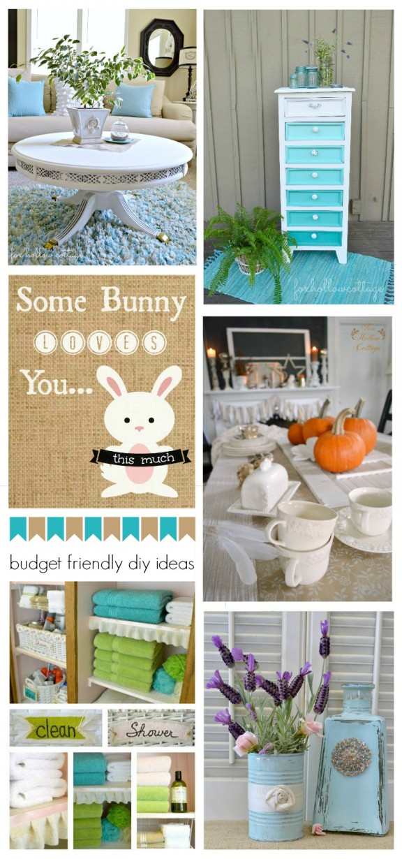 Buget Friendly diy ideas