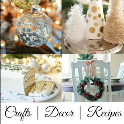 Christmas Extravaganza Party: Decor Crafts and Recipe Ideas