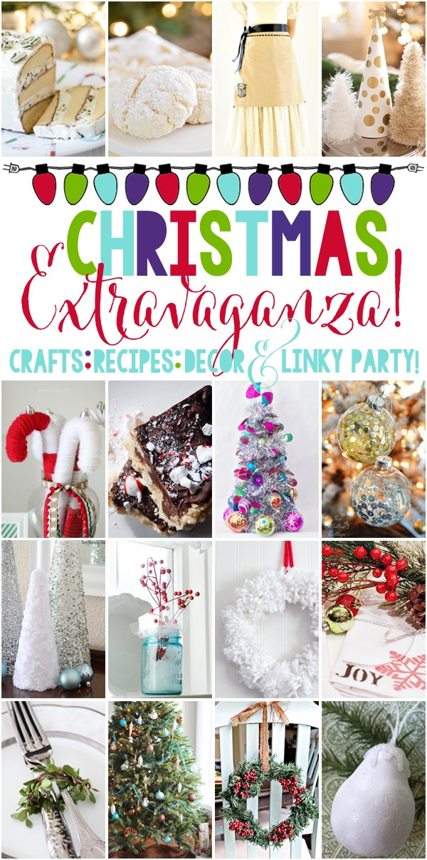 Christmas Extravaganza Project Collage