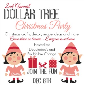 Second Annual Dollar Tree Christmas Party