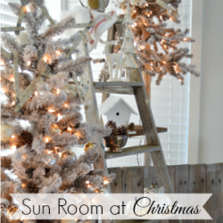 Christmas Home Decorating Ideas (with HomeGoods)