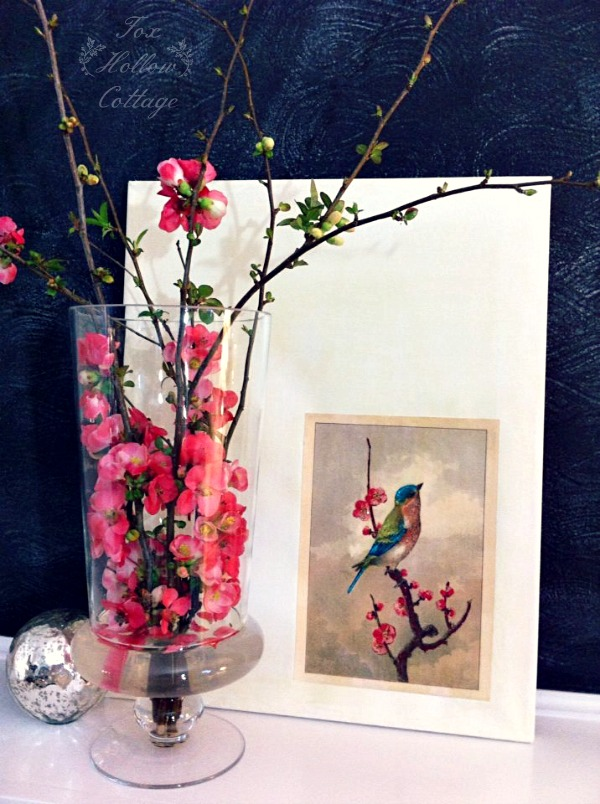 Create Cheap and Easy Diy Art With Any Image #diyart #spring #homedecor