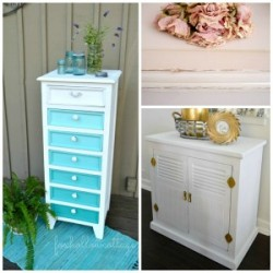 Fox Hollow Cottage Furniture Makeover Ideas Tips Before and After fi