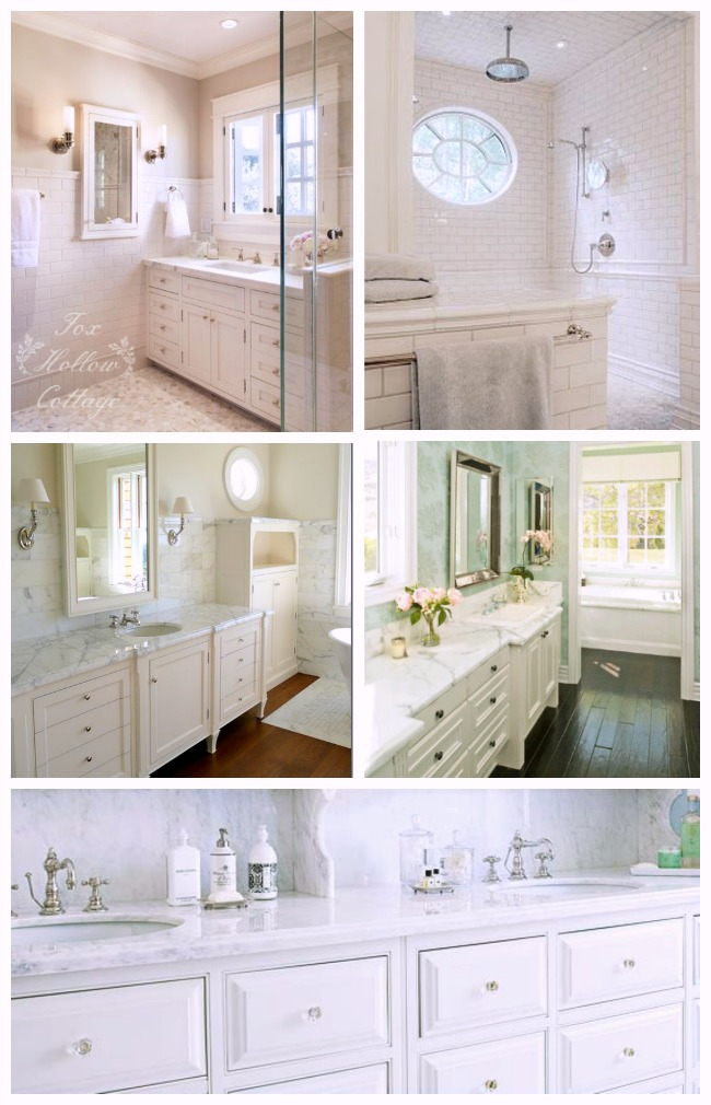 Marble Bathroom Decorating Ideas