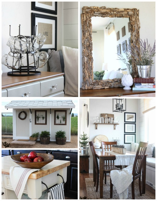 The Wood Grain Cottage DIY Style Home Improvements and Renovations